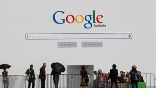 Google Australien (Foto: dpa Bildfunk, picture alliance / dpa | Quentin Jones)