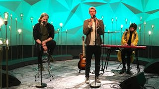 Walking on cars unplugged bei SWR3 (Foto: SWR3)